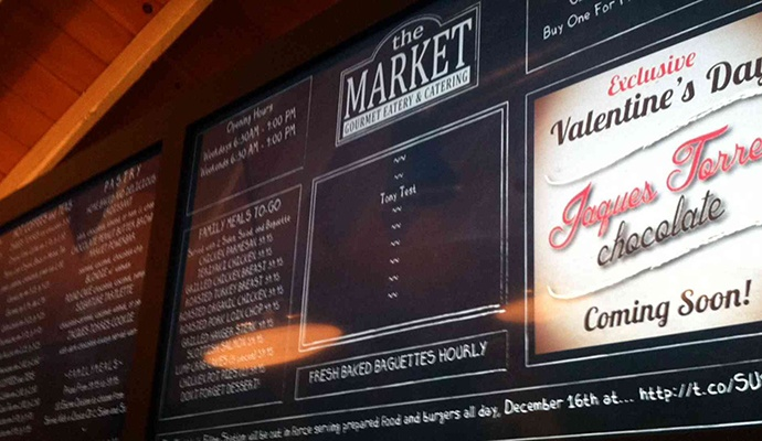 Designing your Food and Beverage Menu