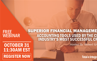 Superior Financial Management: Accounting Tools Used By The Club Industry's Most Successful CFO's