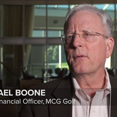 Michael Boone, Chief Financial Officer