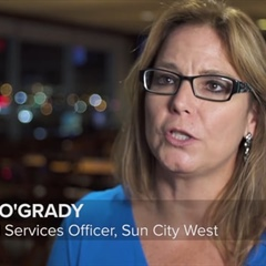 Katy O'Grady, General Services Officer